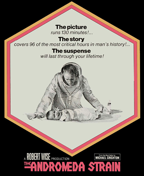 the andromeda strain one sheet