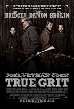 true grit 2010 one sheet