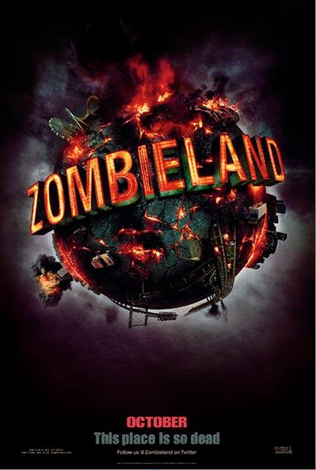 zombieland one sheet